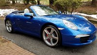 Picture of 2014 Porsche 911 Carrera S Cabriolet