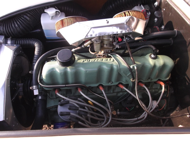Picture of 1961 Austin-Healey 3000, engine, gallery_worthy