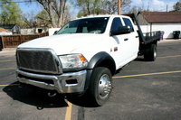 2011 Ram 4500 Ram Chassis Overview