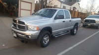 Picture of 2003 Dodge Ram 2500 ST Quad Cab LB 4WD, exterior
