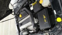 Picture of 2008 Saab 9-5 2.3T, engine
