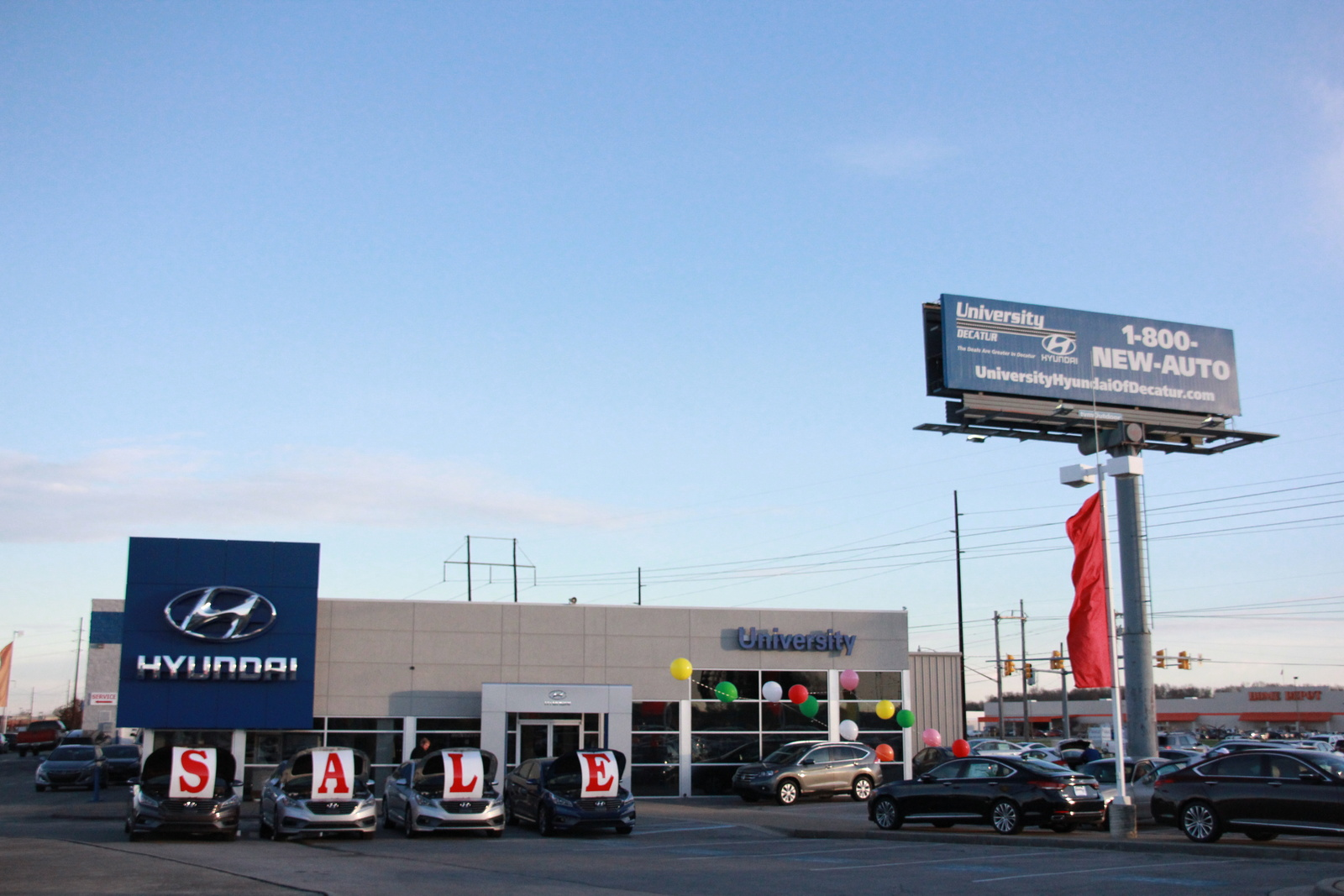 University Hyundai Of Decatur   Decatur, AL: Read Consumer Reviews, Browse  Used And New Cars For Sale