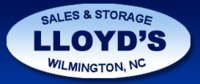 Lloyd's Sales and Storage logo