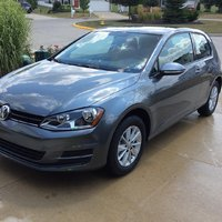 Picture of 2015 Volkswagen Golf 1.8T S 2dr
