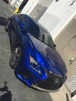 Picture of 2016 Lexus RC F Coupe, exterior