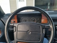 Picture of 1990 Chrysler TC Convertible, interior