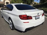 Foto de un 2013 BMW 5 Series 550i xDrive Sedan AWD, exterior, gallery_worthy