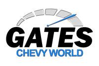 Gates Chevy World, Inc. logo