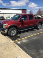 Picture of 2016 Ford F-350 Super Duty Lariat Crew Cab 4WD, exterior