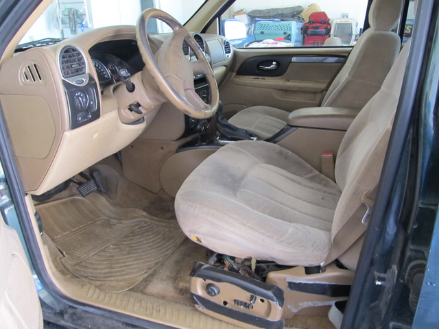 Picture Of 2003 GMC Envoy 4 Dr SLE SUV Interior Gallery Worthy