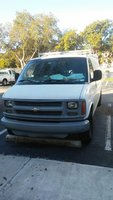 Picture of 2002 Chevrolet Express Cargo 3 Dr G3500 Cargo Van Extended, exterior