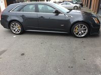 Picture of 2014 Cadillac CTS-V Wagon, exterior