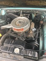 Picture of 1963 Oldsmobile Cutlass, engine