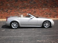 2004 Cadillac XLR Overview