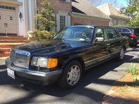 Picture of 1990 Mercedes-Benz 420-Class 4 Dr 420SEL Sedan, exterior