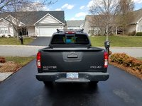 Picture of 2015 Nissan Frontier PRO-4X Crew Cab 4WD, exterior