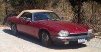 1993 Jaguar XJ-S Overview