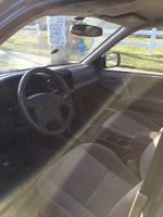 Picture of 2002 Honda Passport 4 Dr LX 4WD SUV, interior