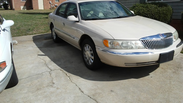 Picture of 2000 Lincoln Continental FWD