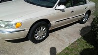 2000 Lincoln Continental Picture Gallery