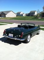 Picture of 1968 MG MGB Roadster, exterior