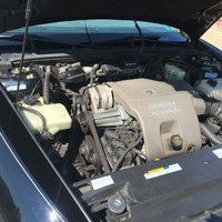 Picture of 1998 Buick Riviera Supercharged Coupe FWD, engine, gallery_worthy