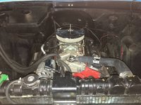 Picture of 1965 Chevrolet C/K 10 Standard, engine