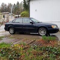 Picture of 2002 Subaru Legacy L, exterior