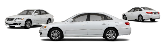 Picture of 2011 Hyundai Azera GLS FWD