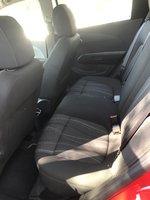 Picture of 2016 Chevrolet Sonic LT, interior