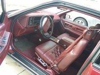 Picture of 1990 Cadillac Eldorado Biarritz Coupe, interior