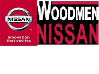 Woodmen Nissan logo