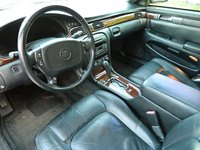 Picture of 2003 Cadillac Seville SLS, interior