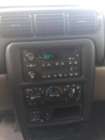 Picture of 2002 Chevrolet Venture Base, interior