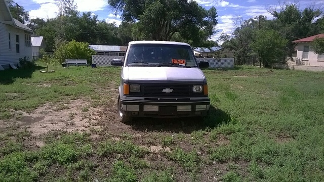 Picture of 1992 Chevrolet Astro Passenger Van