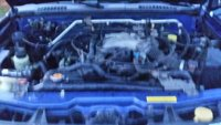 Picture of 1998 Toyota RAV4 4 Door L Special Edition, engine
