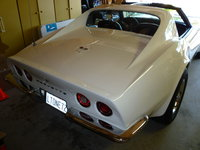 Picture of 1972 Chevrolet Corvette LT1, exterior, gallery_worthy