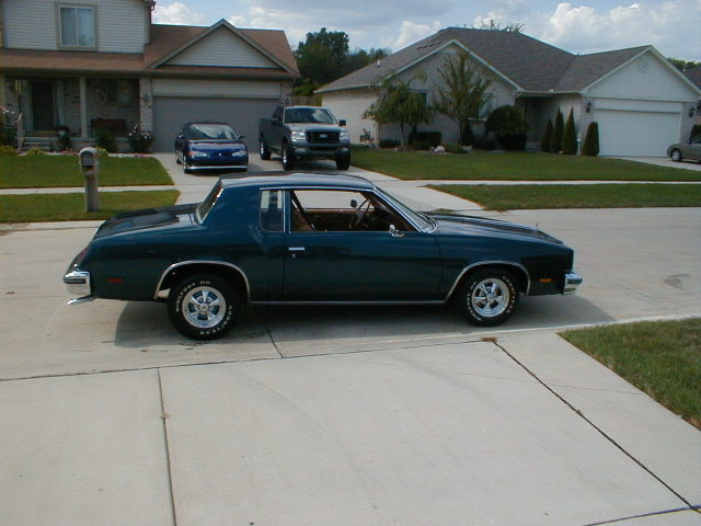 Oldsmobile Cutlass Supreme Questions - how much horsepower