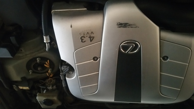 Picture of 2001 Lexus GS 430 Base, engine
