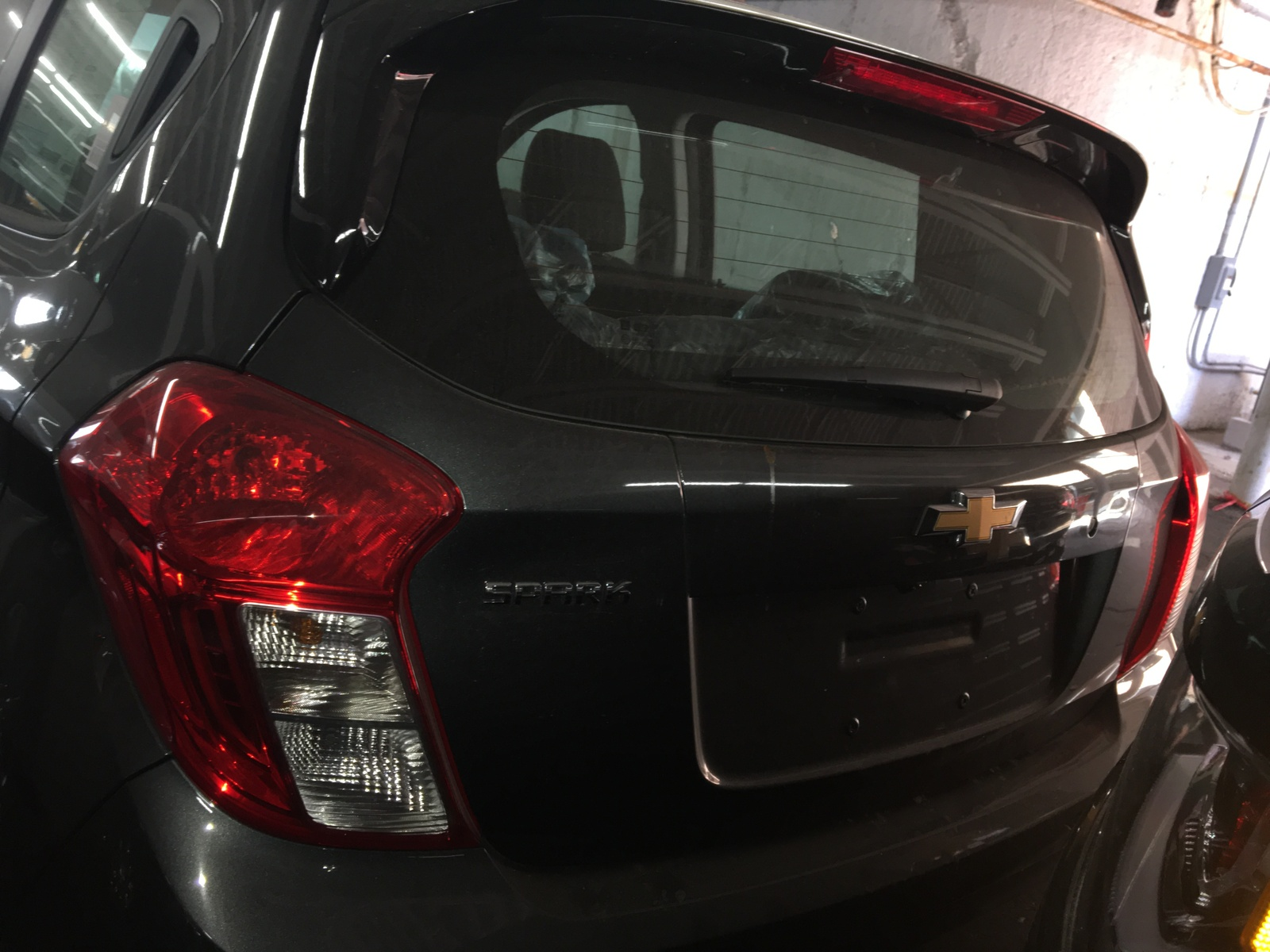 Picture of 2017 Chevrolet Spark LS