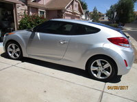 Picture of 2014 Hyundai Veloster Base, exterior