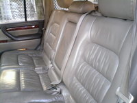 Picture of 1998 Lexus LX 470 Base, interior