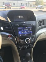 Picture of 2016 Acura ILX Premium Pkg, interior