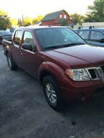 Picture of 2014 Nissan Frontier SV Crew Cab 4WD, exterior