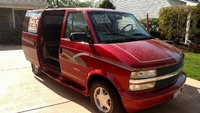 Picture of 1997 Chevrolet Astro Extended AWD, exterior, gallery_worthy