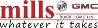 Mills Buick GMC logo
