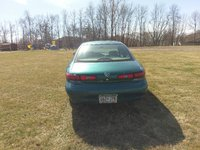 Picture of 1997 Mercury Sable 4 Dr GS Sedan, exterior, gallery_worthy