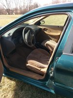 Picture of 1997 Mercury Sable 4 Dr GS Sedan, interior