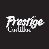 Prestige Cadillac logo