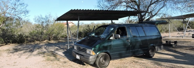 Picture of 1994 Ford Aerostar 3 Dr XL Plus Passenger Van Extended
